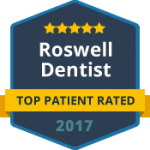 Roswell Dentist Top Patient Rated 2017