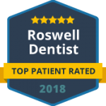 Roswell Dentist Top Patient Rated 2018